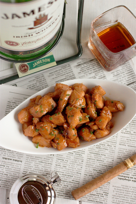 Bourbon Chicken | stayforabite.com