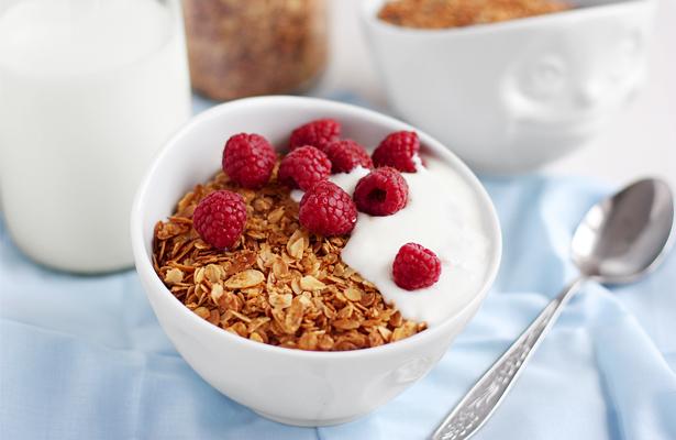 Coconut Almond Granola | stayforabite.com