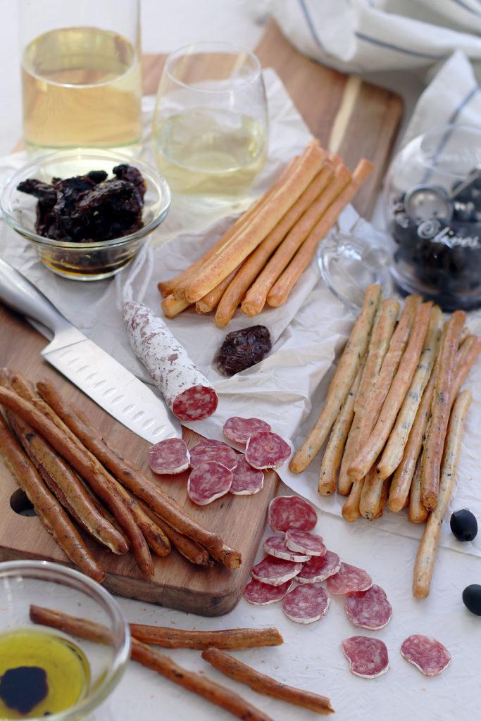 Gluten free bread sticks | stayforabite.com